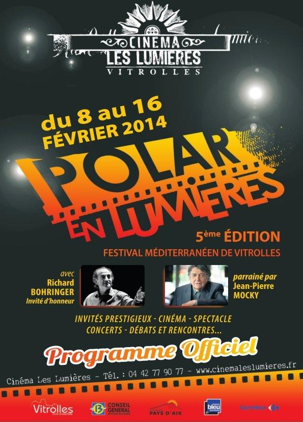 5 me dition de polar en lumi re du 8 au 16 f vrier 2014 - Programme cinema les arcades salon de provence ...