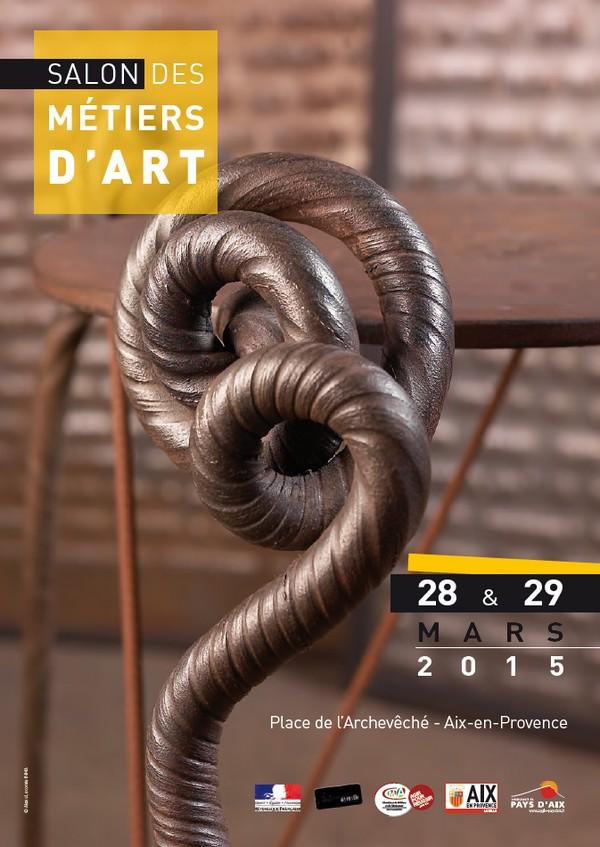 Salon des m tiers d 39 art 28 et 29 mars 2015 aix en provence - Aix en provence salon de provence bus ...