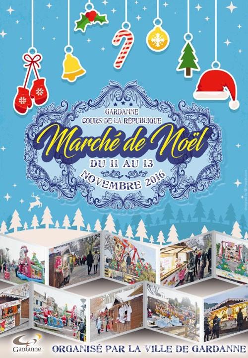 marché de noel 2018 aix en provence Marché de Noël   Du 11 au 13 novembre 2016   Gardanne marché de noel 2018 aix en provence