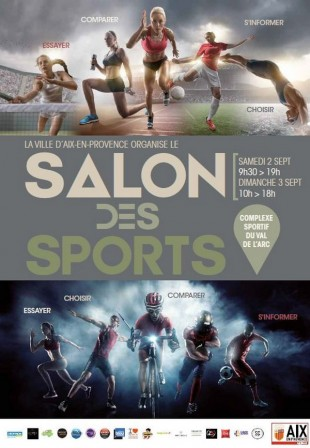 Salon des sports 2017 Aix-en-Provence