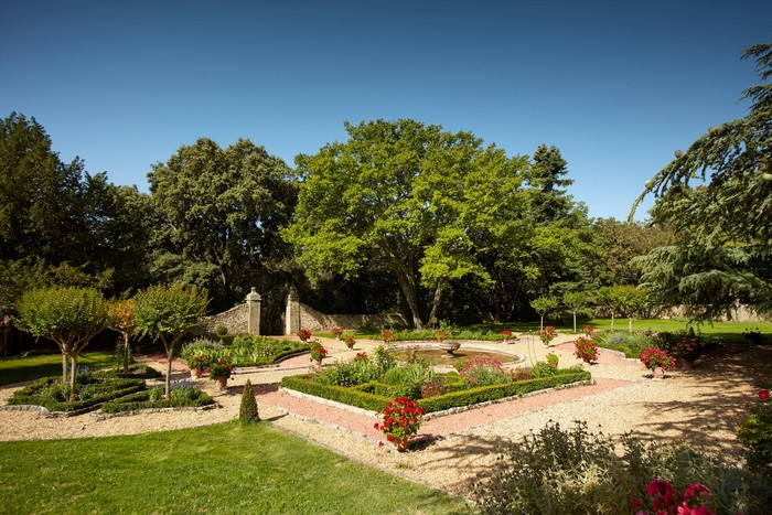 visite des jardins du ch teau du seuil du 2 et 4 juin