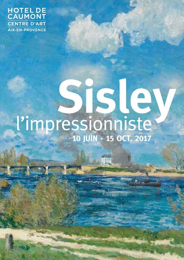 Exposition  Sisley LImpressionniste  Du  Juin Au  Octobre