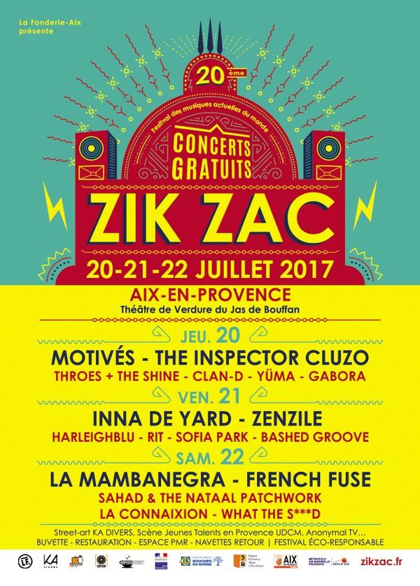 festival zik zac