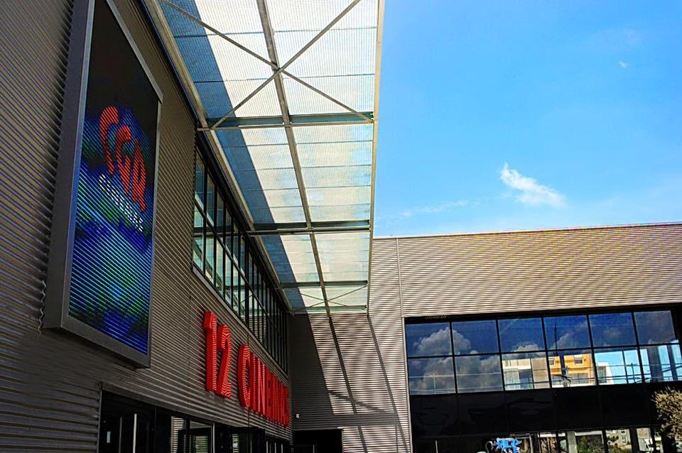 Ouverture du nouveau cin ma cgr studio lumi res vitrolles - Cinema les arcades salon de provence ...