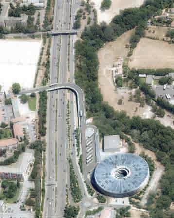 Parking krypton exposition du projet jusqu 39 au 29 f vrier - Bus salon de provence aix en provence ...